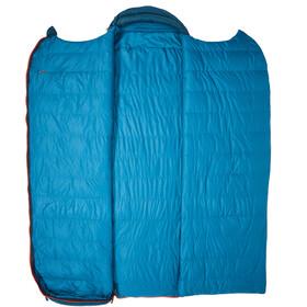 Marmot Yolla Bolly 15 Saco de Dormir Normal, denim/atlantic